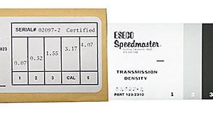 NDT ESECO 5 Step Tablet