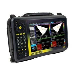 SONATEST VEO Phased Array Ultasonic Flaw Detector for NDT 1